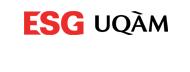 ESG - École des sciences de la gestion de l'UQAM